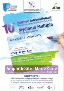 Journée internationale du myélome multiple