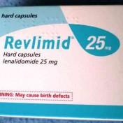 nouvelles données de survie pour Revlimid